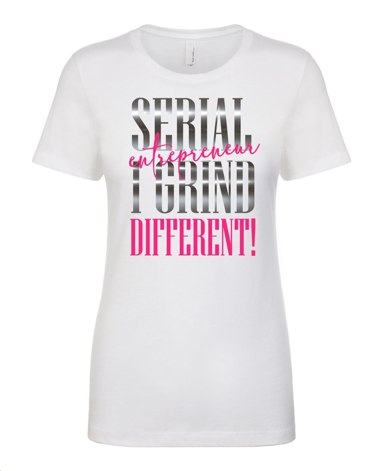Serial Entrepreneur T-Shirt